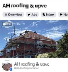Main photos of AH Roofing & UPVC