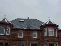 x2 New Slate Roofs