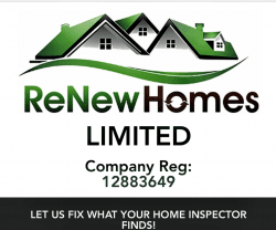 Renew Homes Ltd Logo