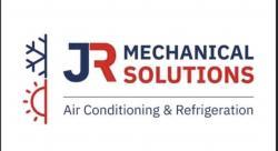 JR Mechanical Solutions Logo