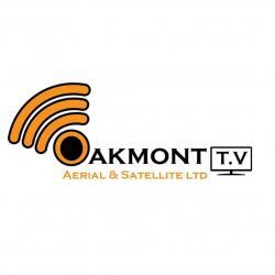 Oakmont TV Aerial and Satellite Logo