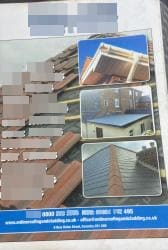 Online Roofing and Cladding Logo