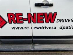 Renew Driveway & Patios Logo