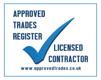 Approved Trades logo