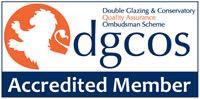 Double Glazing & Conservatory Ombudsman Scheme logo