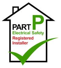 PART P logo