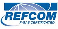 Refcom F-Gas Certification logo