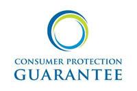 The Consumer Protection Guarantee logo