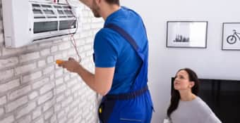 Request Air conditioning quote