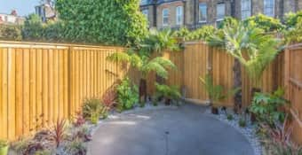 Request Wooden fencing quote