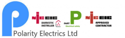 Polarity Electrics logo