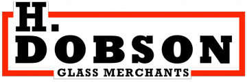 H DOBSON (GLASS MERCHANTS) logo