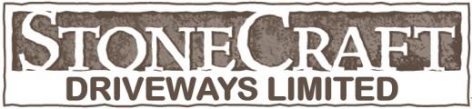 STONE CRAFT DRIVEWAYS logo