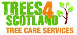 TREES 4 SCOTLAND logo