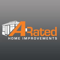 A Rated Home Improvements logo