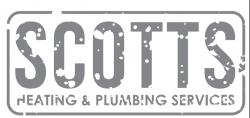 SCOTTS HEATING AND PLUMBING SERVICES logo