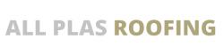 ALL PLAS ROOFING logo