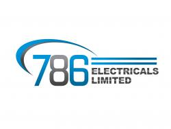 7 8 6 ELECTRICAL logo