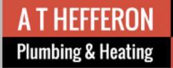 A T Hefferon Plumbing & Heating logo