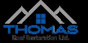 THOMAS ROOF RESTORATION logo