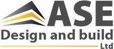 A.S.E DESIGN & BUILD logo