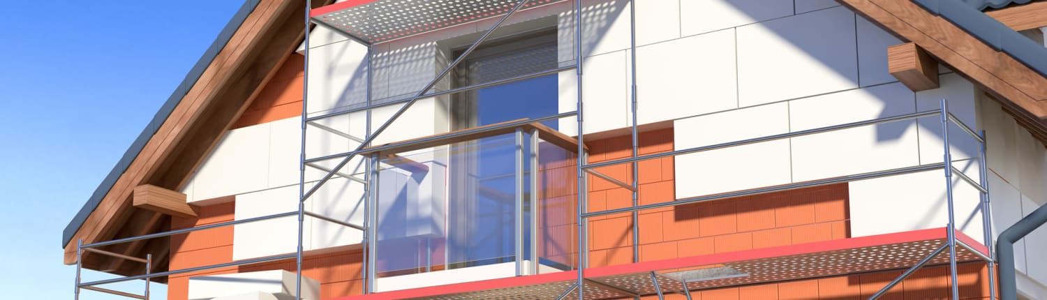 Request External wall insulation quote