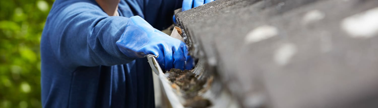 Request Gutter cleaning quote