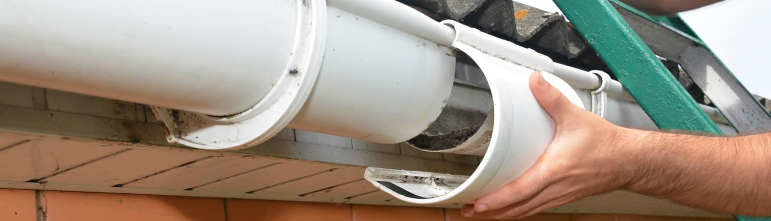 Request Gutter replacement quote