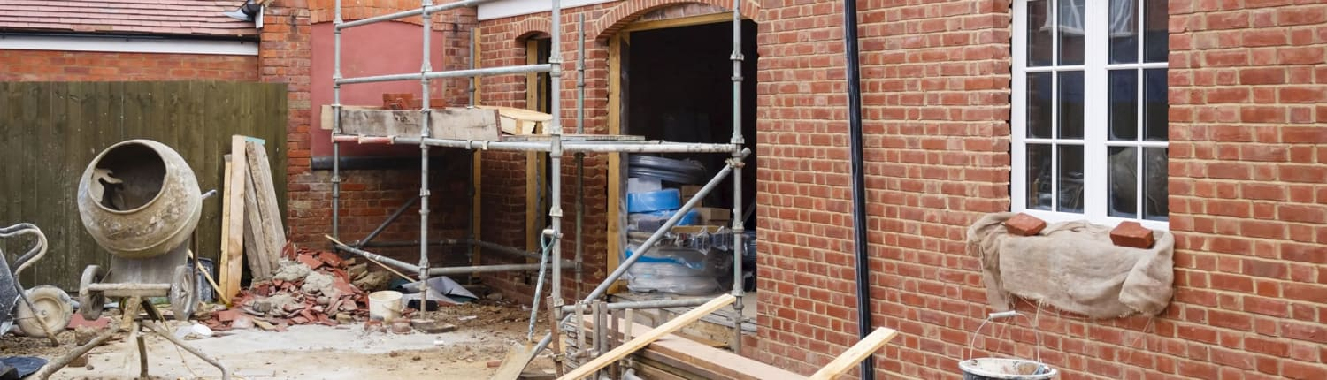 Request House extensions quote