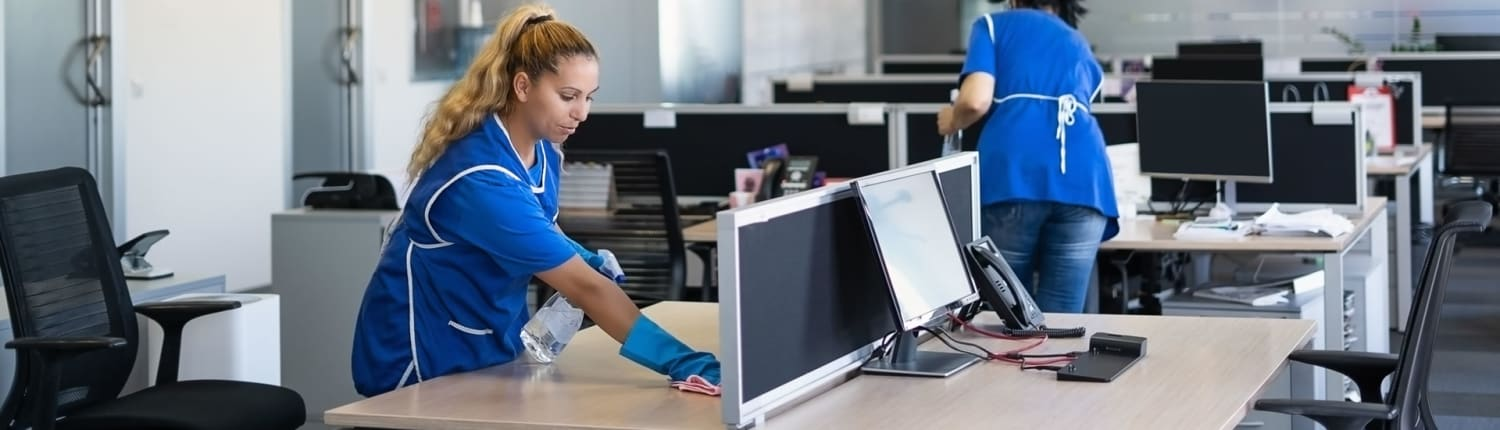 Request Office cleaning quote