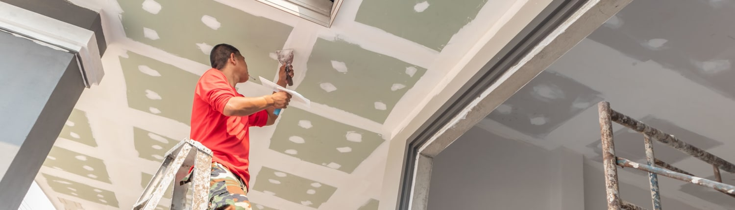 Request Plasterboard ceilings quote