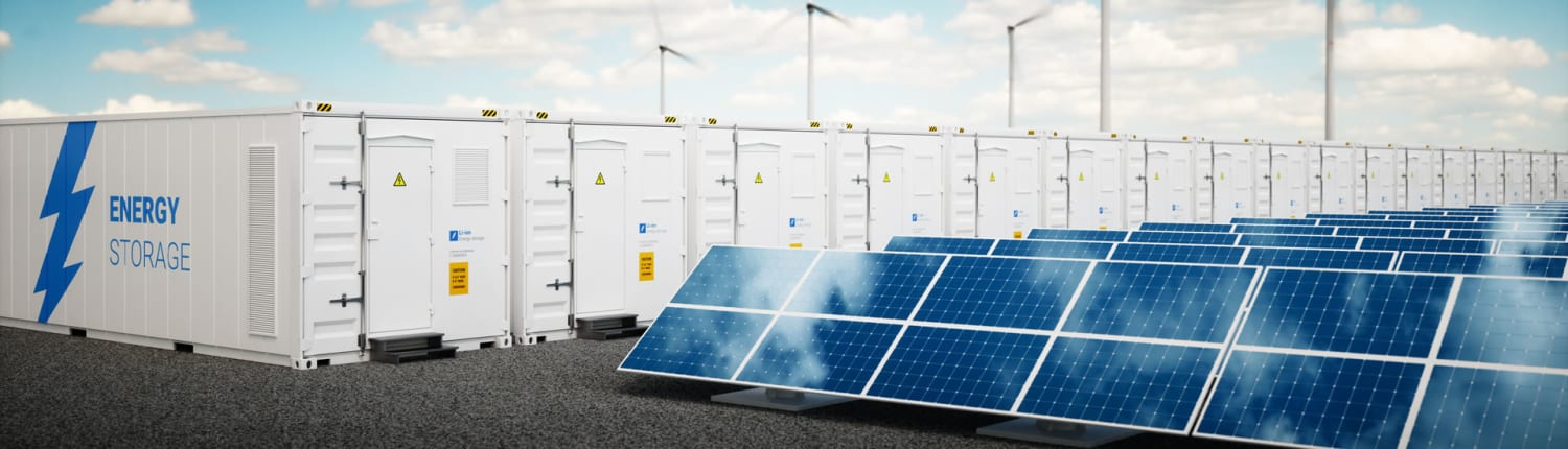 Request Solar panels with battery quote