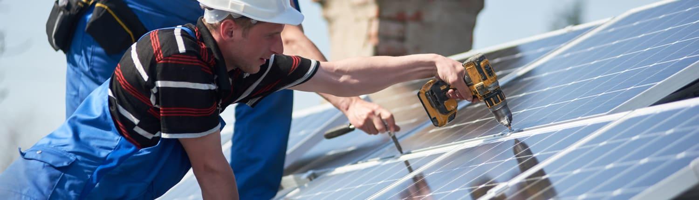 Request Solar repair and maintenance quote