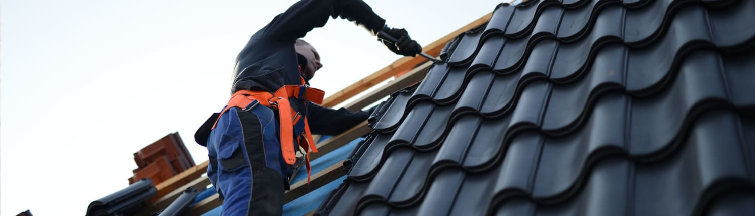 Request Tile or slate roofing quote