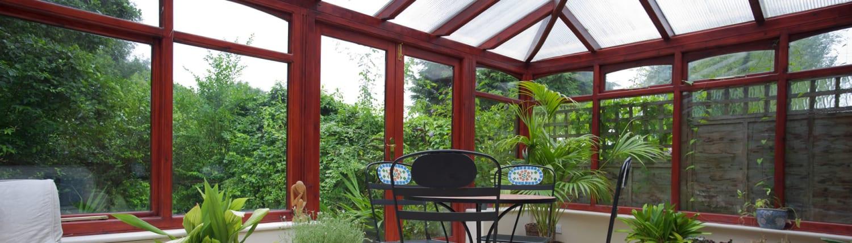 Request Wooden conservatories quote