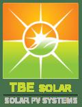 TBE SOLAR Logo