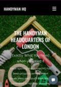 HANDYMAN HQ Logo