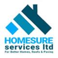 Homesure Services Ltd - Roofing & Landscaping Logo