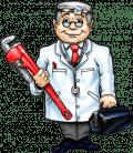 Marks plumbings service Logo