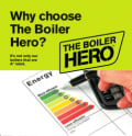 The Boiler Hero Logo