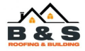 B&S roofing & building Logo