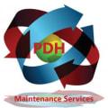 PDH Maintenance service ltd Logo