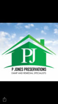 P Jones preservations Logo