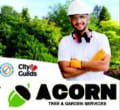 ACORN TREE AND GARDEN SERVICES Logo