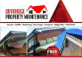 Doveridge property maintenance  Logo