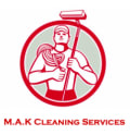 M.A.K cleaning services Logo