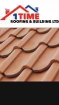1 Time Roofing & Building Ltd Logo