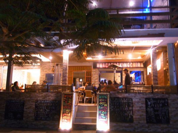 Huacachina Restaurant