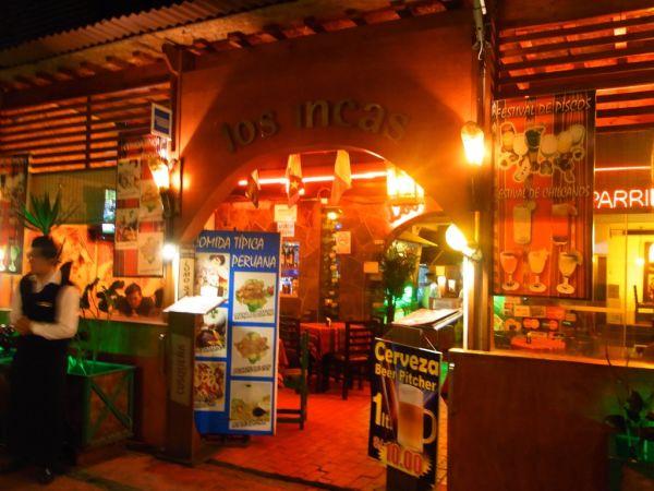 Miraflores Bar Street