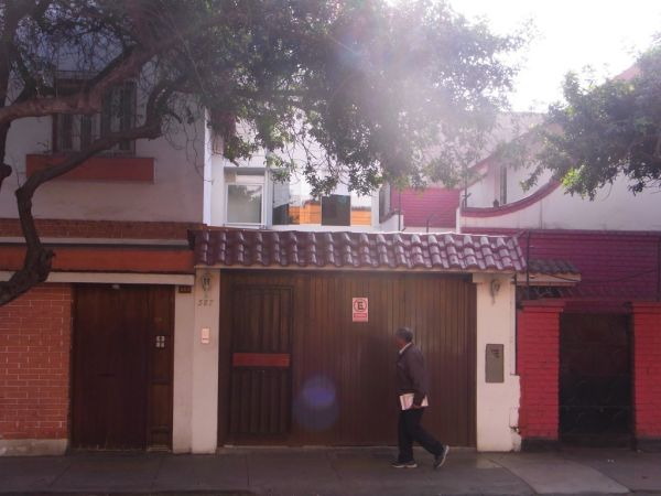 Lima B&B Miraflores Wasi Independencia Hotel Entrance